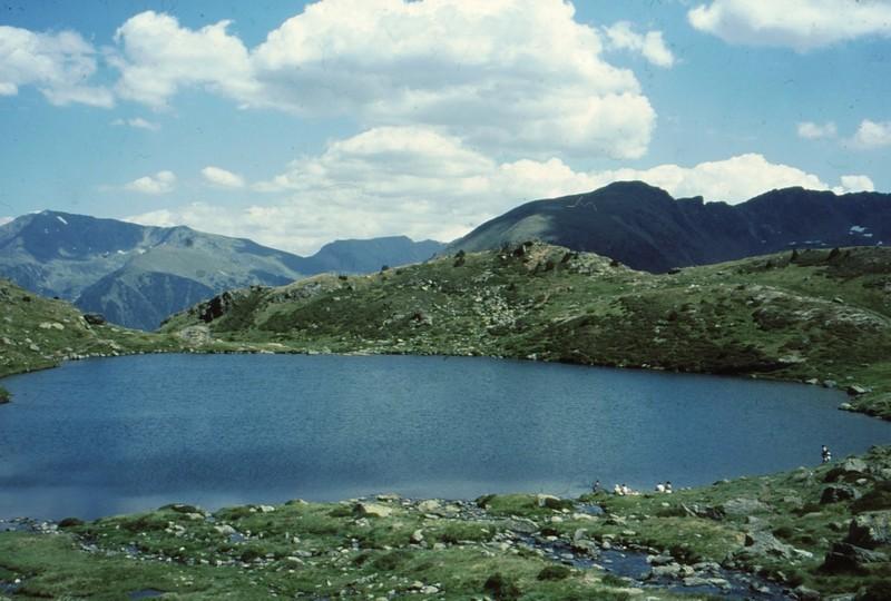 Lac de Tristagne