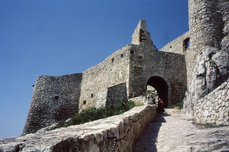 Château de Spissky