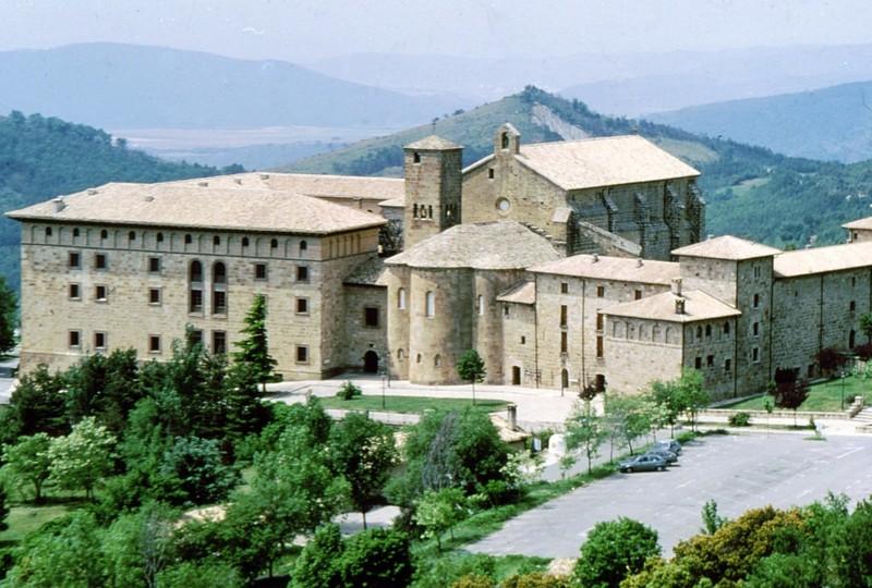 Monastère de Leyre