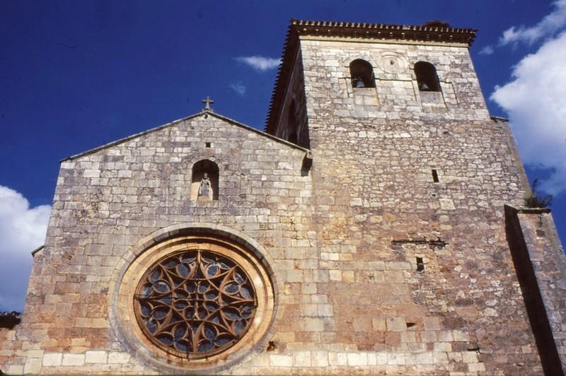 Eglise de Covarrubias