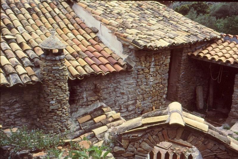Vieilles maisons de Rodellar