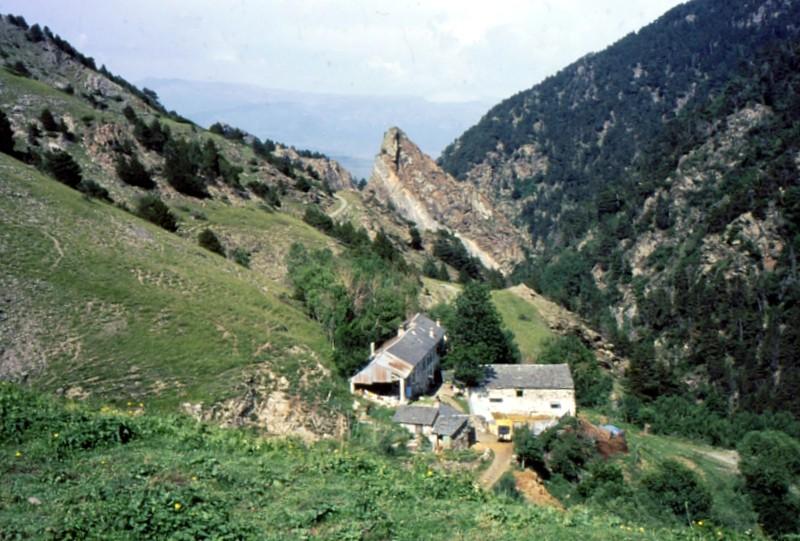 Vallée de Llo : Mas Jobert