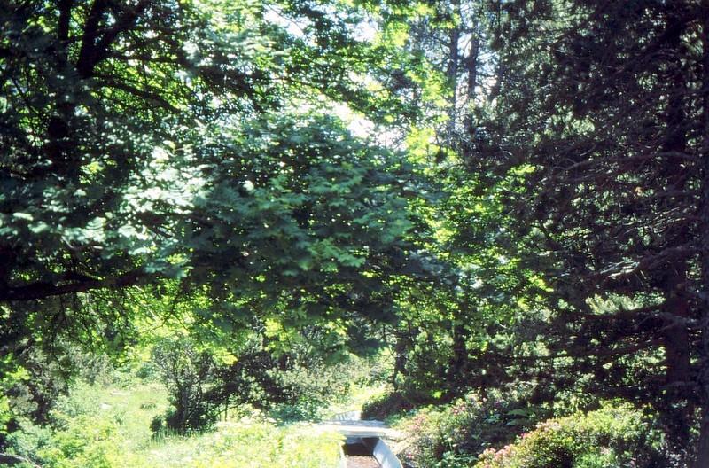 Village d'Eyne : canalisation