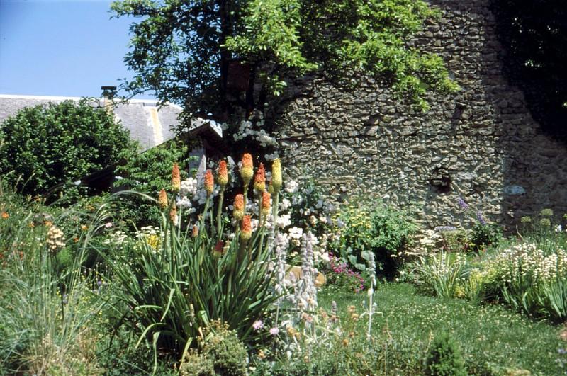 Jardin botanique d'Aignoz